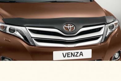 Toyota Venza Club - Решетка передняя верхняя 13-
