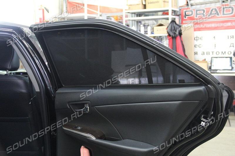 Автомобильные солнцезащитные экраны Трокот (Trokot)